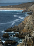 Pointe de Penhir et du Toulinguet in Brittany Stock Image
