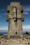 Pointe de Pluma-Hir Imagen de archivo libre de regalías