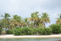 Pointe-Denis Gabon Images stock