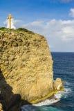 Pointe DES-Chateaux stockbild