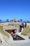 Pointe du Hoc, France Royalty Free Stock Image