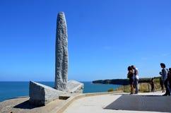 Pointe du Hoc, France Royalty Free Stock Photo