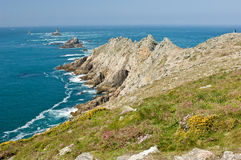 Pointe du Raz Stock Images