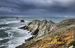 Pointe du Raz Royalty Free Stock Image