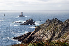 Pointe du Raz Royalty Free Stock Images
