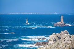 Pointe du Raz Foto de archivo libre de regalías