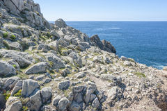 Pointe du Raz in Brittany Stock Photography