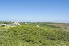 Pointe du Raz in Brittany Stock Photography