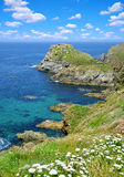 Pointe du Van - Brittany Royalty Free Stock Photography