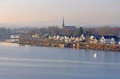 Pointe-Gatineau, Gatineau, Квебек, Канада Стоковые Изображения RF