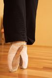 Pointe shoes #05 Stock Photography