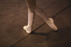 Pointe shoes 3 Royalty Free Stock Photography