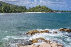 Pointe Ste Marie, Seychelles Royalty Free Stock Photo