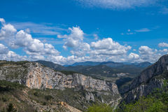 From Pointe Sublime Provence Southern France Royalty Free Stock Images