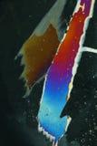 Pointeau de glace coloré image libre de droits