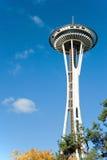Pointeau de l'espace à Seattle images libres de droits
