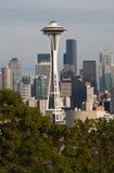 Pointeau Seattle de l'espace Photos libres de droits