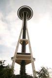 Pointeau Seattle Washington de l'espace Photos libres de droits