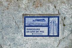 Pointer Nasz dama pokój kaplica, Sao Miguel wyspa, Azores, zdjęcia royalty free