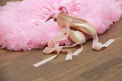 Pointes Royalty Free Stock Images