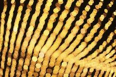 Pointille la lumière de PF An neuf heureux Photo libre de droits