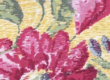 Pointillism flower background.