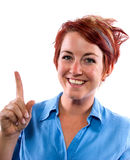 Pointing Stock Images