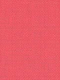 Points de polka rouges Photo libre de droits