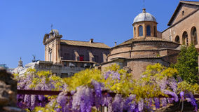 Points de repère à Rome, Italie photo libre de droits