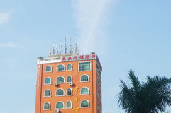 Points de repère architecturaux de Namo Amitabha Image libre de droits