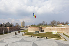 Points de repère d'Alba Iulia Photo libre de droits