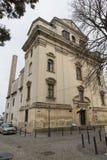 Points de repère d'Alba Iulia - palais d'Apor Images stock