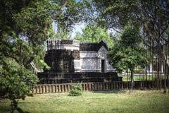 Points de repère de la Thaïlande dans la ville antique de Bangkok Photo libre de droits