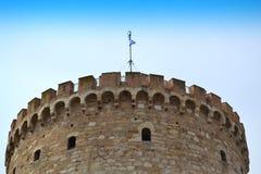 Points de repère Grèce de Salonique Images stock