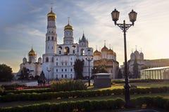 Points de repère de Moscou Kremlin Photo couleur images stock