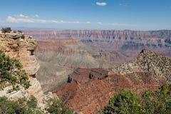 Points de vue royaux de Jante-cap AZ-grand de Canyon-nord Photographie stock