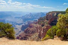 Points de vue royaux de Jante-cap AZ-grand de Canyon-nord Image libre de droits
