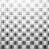 Points noirs sur un fond blanc Photo libre de droits