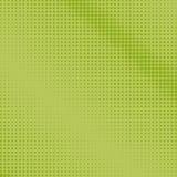 Points sur un fond vert, bruit Art Background Photos libres de droits