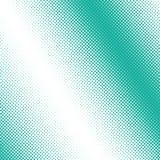 Points verts sur un bruit blanc Art Background Photographie stock libre de droits