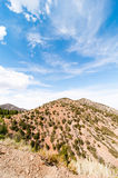 Pointy Hills Royalty Free Stock Image