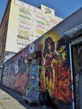 5 Pointz LIC, NY #3 Photos stock