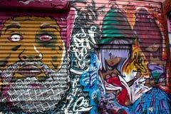 5 Pointz Nowy Jork graffiti Fotografia Royalty Free