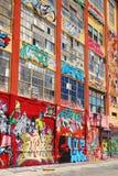 5 Pointz, Queens Stock Image