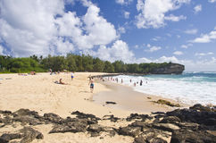 Poipu Beach, Kauai Royalty Free Stock Photography
