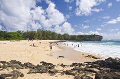 Poipu Beach, Kauai royalty free stock photography