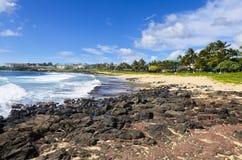 Poipu Beach, Kauai Stock Image