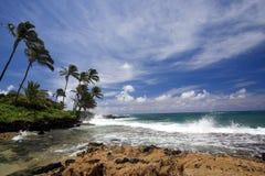 Poipu, Kauai Imagen de archivo libre de regalías
