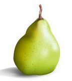 Poire illustration stock
