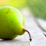 Poire de fruit d'automne Image stock